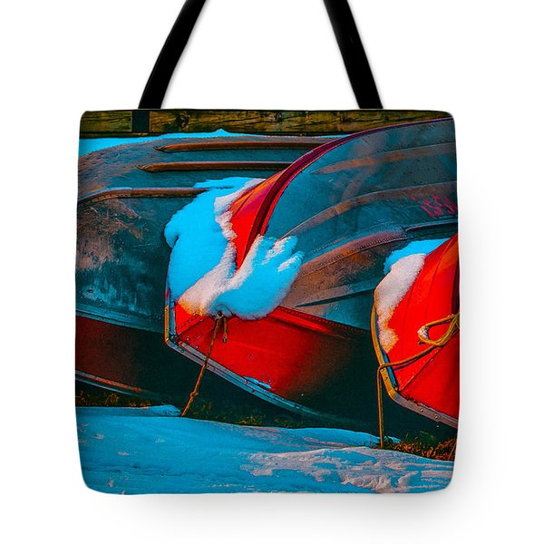 Until Spring Tote Bag