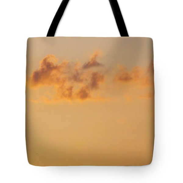 Cemetery Sunset Tote Bag