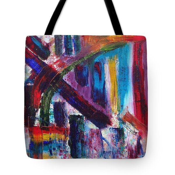 Untitled # 9 Tote Bag