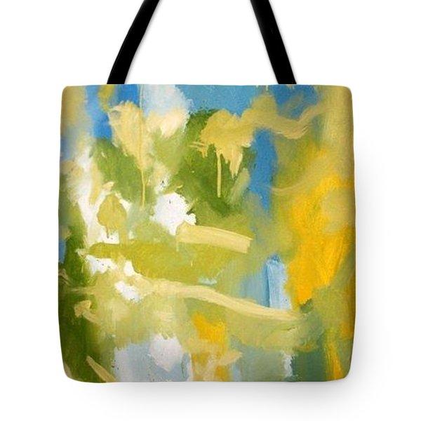 Untitled #10 Tote Bag by Steven Miller