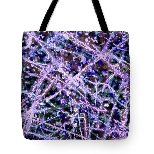 Electric Feel Tote Bag