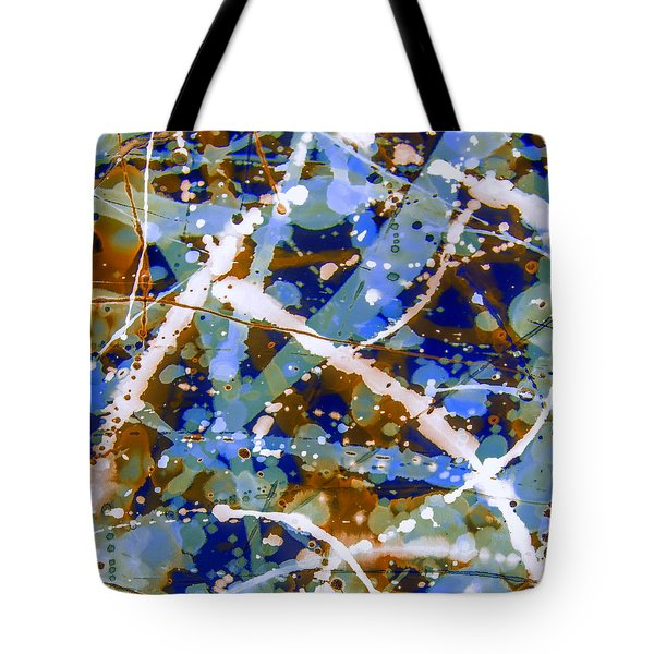 My Baby Blue Tote Bag