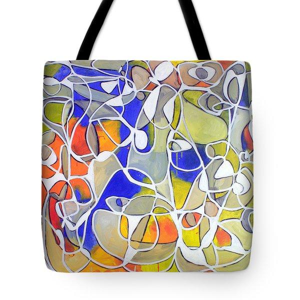 Untitled #30 Tote Bag by Steven Miller