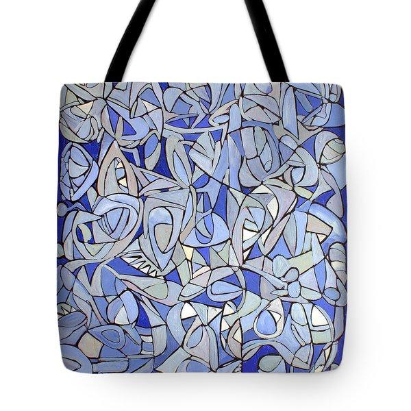 Untitled #32 Tote Bag by Steven Miller