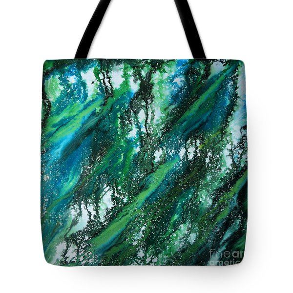 Duars Jungle Tote Bag
