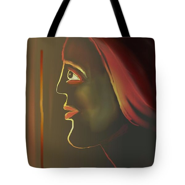 Untitled 325 Tote Bag by Nedunseralathan R
