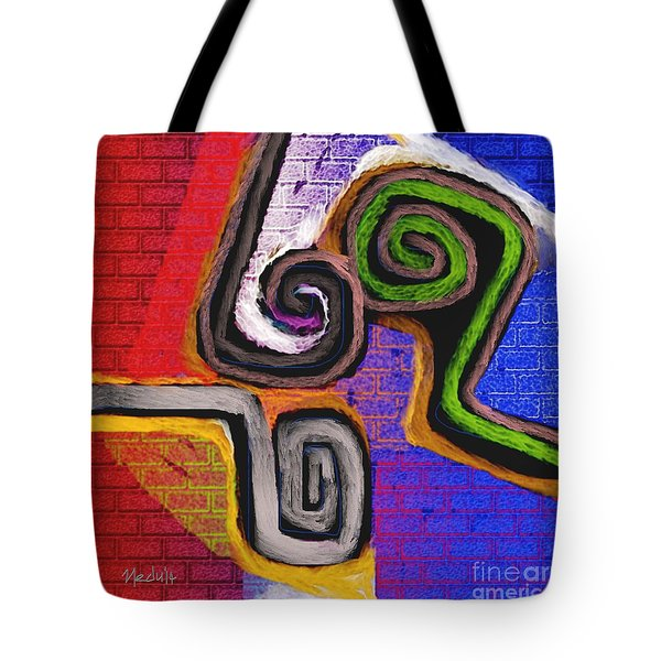 Untitled 350 Tote Bag by Nedunseralathan R
