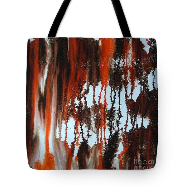 Sunrise Of Duars Tote Bag