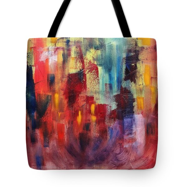 Untitled #4 Tote Bag