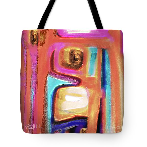 Untitled 416 Tote Bag by Nedunseralathan R