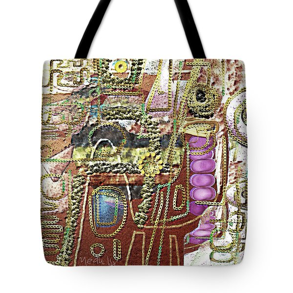 Untitled 421 Tote Bag by Nedunseralathan R