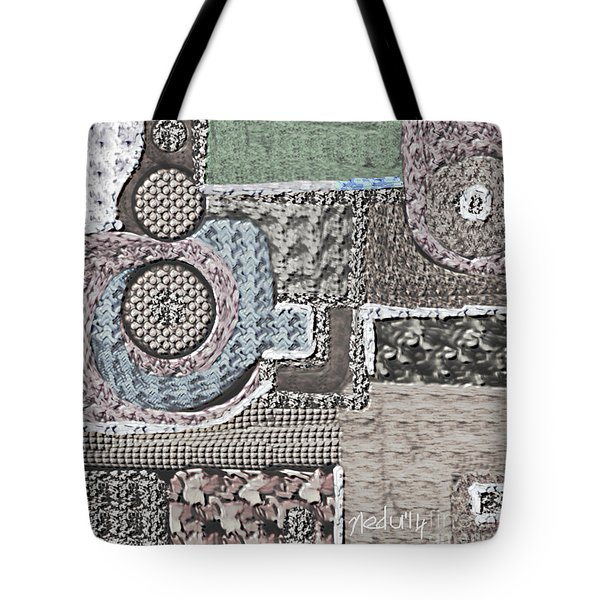 Untitled 439 Tote Bag by Nedunseralathan R