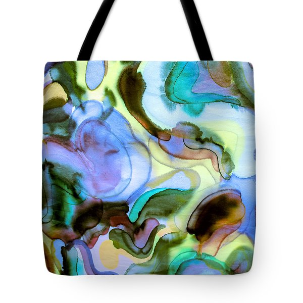 Touch Of Monet Tote Bag