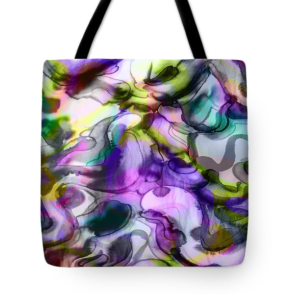 Imperfection Is Beauty Tote Bag