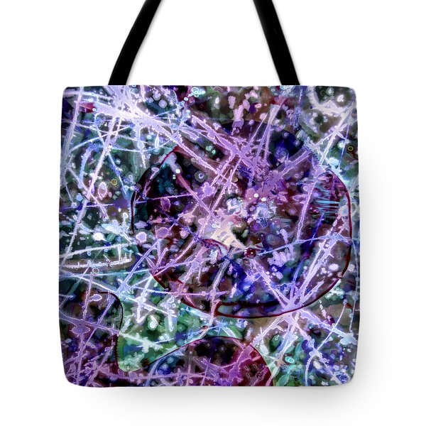 Hot Child In The City Tote Bag