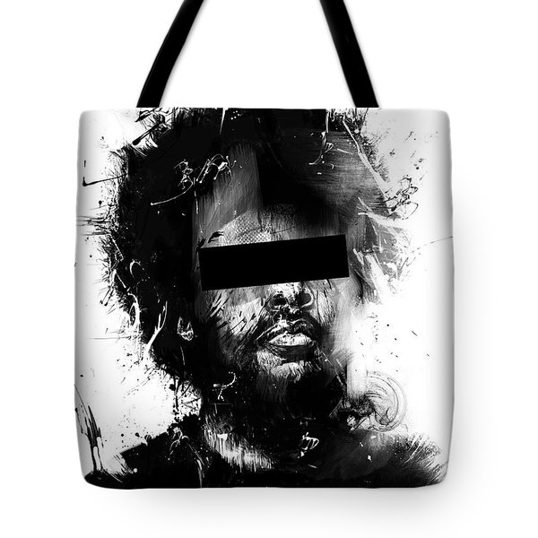 Untitled Tote Bag by Balazs Solti
