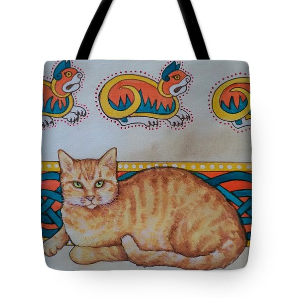 Untitled Tote Bag by Beth Clark-McDonal