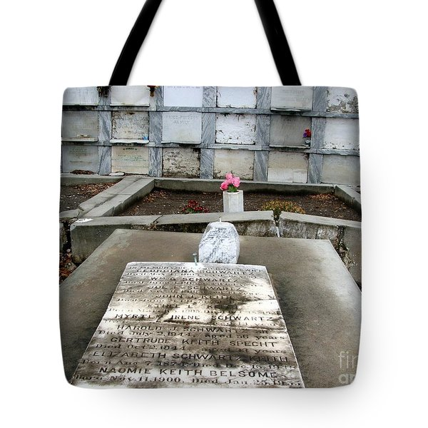 Untitled Tote Bag by Ed Weidman