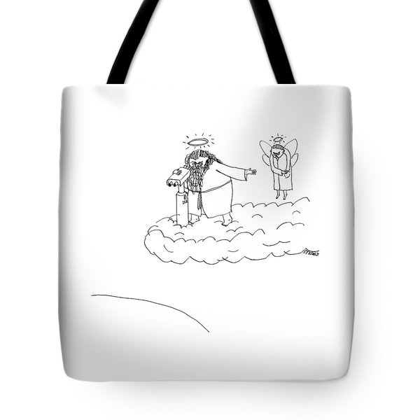New Yorker October 17th, 2016 Tote Bag