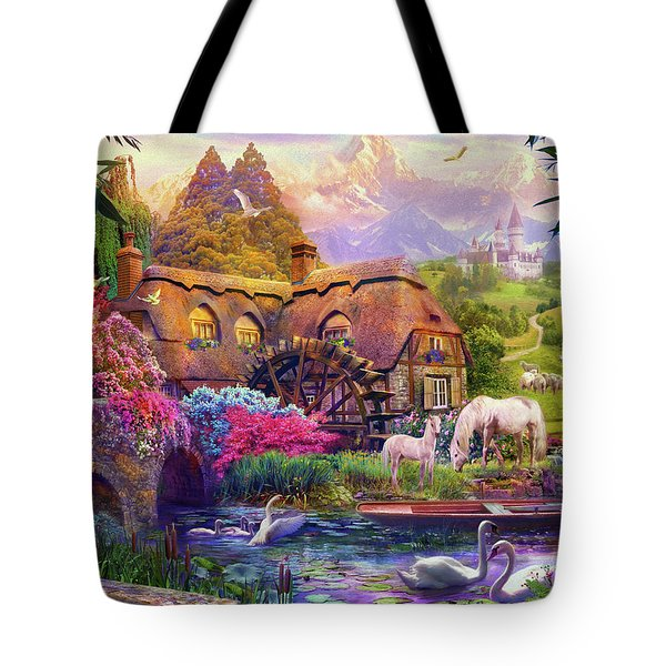 Tote Bag featuring the photograph Light Palace by Jan Patrik Krasny