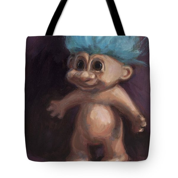 Untitled Nude Tote Bag by Sarah Yuster