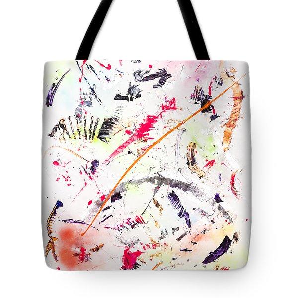 Untitled Number Seven  Tote Bag