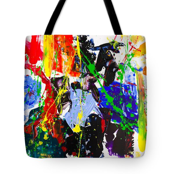 Untitled Number Twenty Three Tote Bag