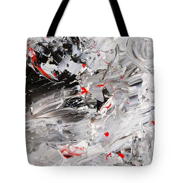 Untitled Number Twenty Two Tote Bag