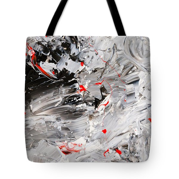 Untitled Number Twenty Two Tote Bag