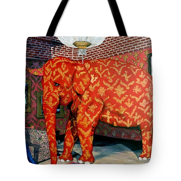 Untitled Tote Bag by Tom Roderick