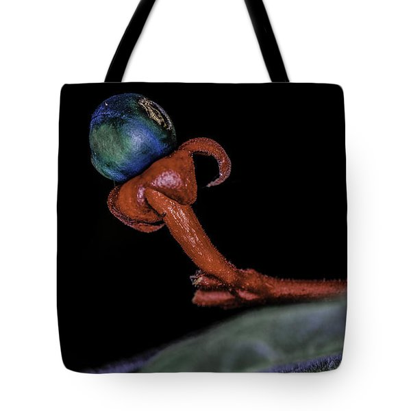 Untitled Work Tote Bag