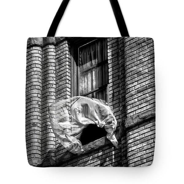 Untold News By Denise Dube Tote Bag by Denise Dube