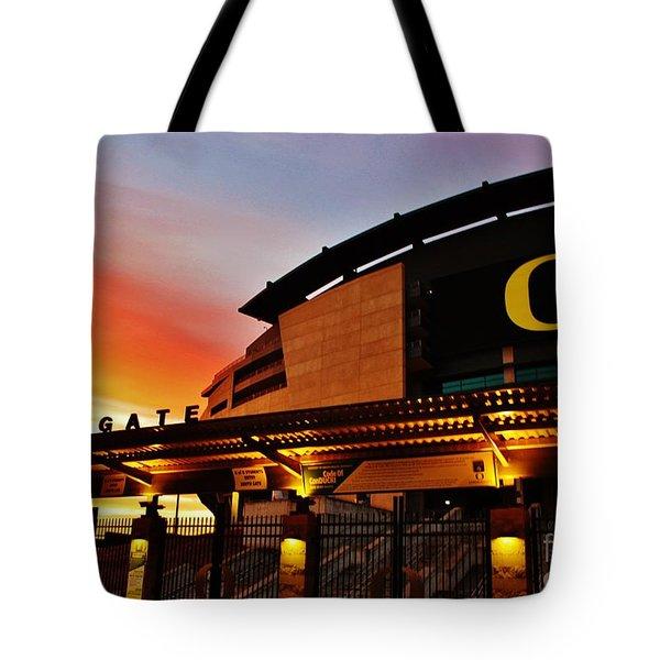 Uo 1 Tote Bag by Michael Cross