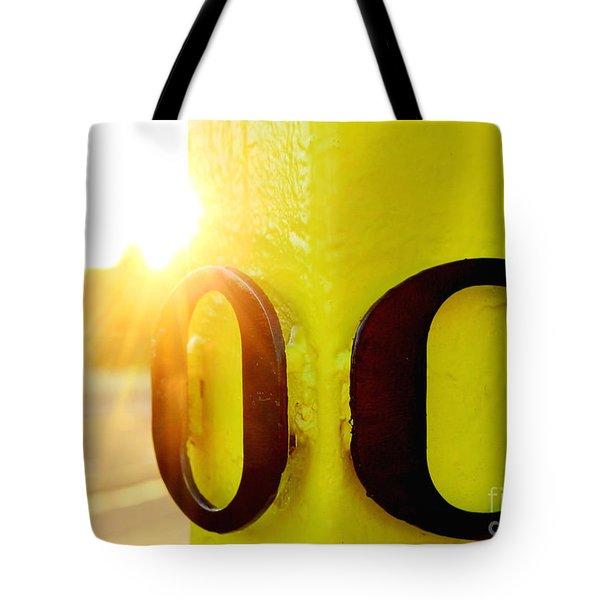 Uo 6 Tote Bag by Michael Cross