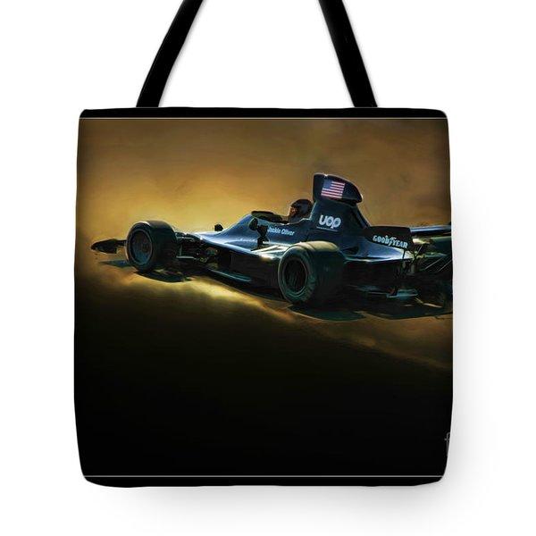 Uop Shadow F1 Car Tote Bag