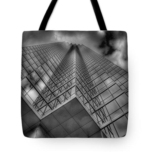 Up 3 Tote Bag by Mark Alder