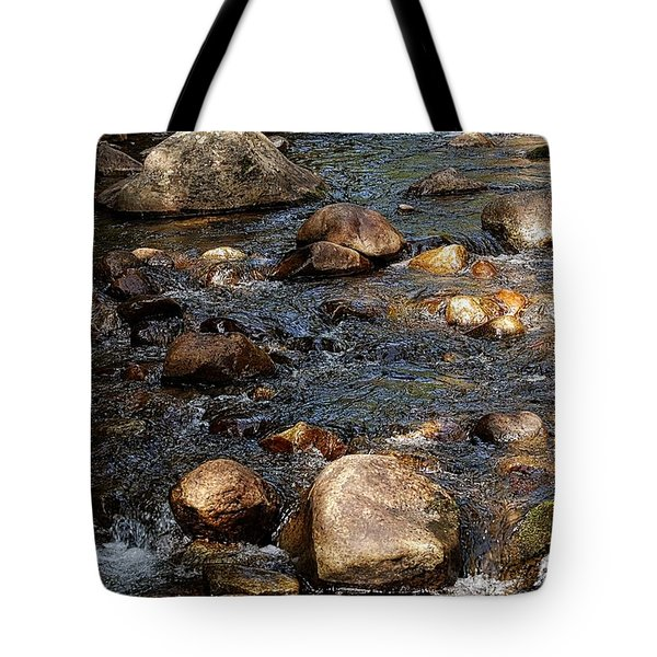 Up A Creek Tote Bag