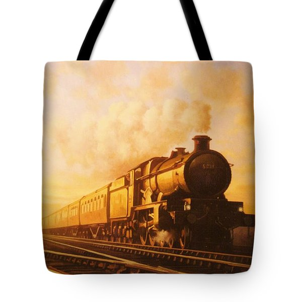 Up Express To Paddington Tote Bag