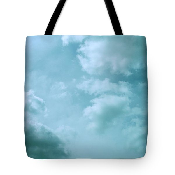 Up Into The Heavens Tote Bag by Mary Wolf