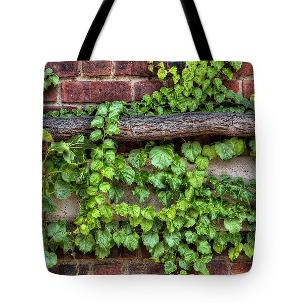 Up Over And Under Tote Bag