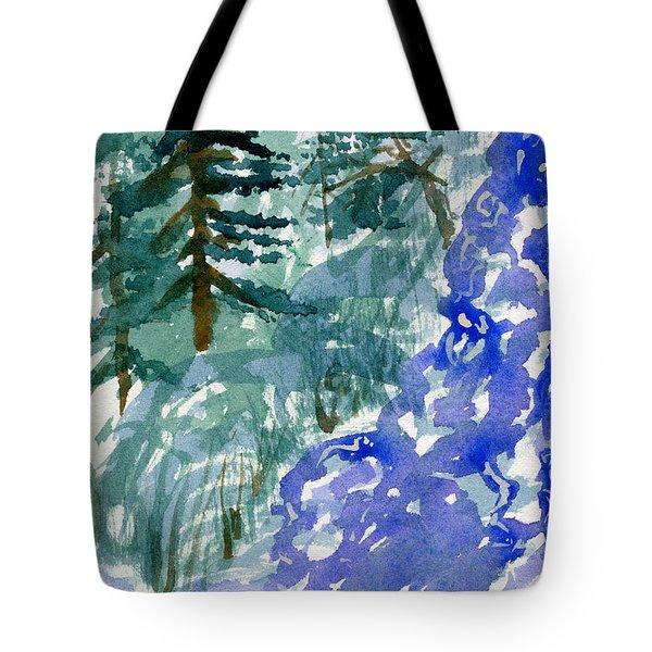 Up The Creek Tote Bag