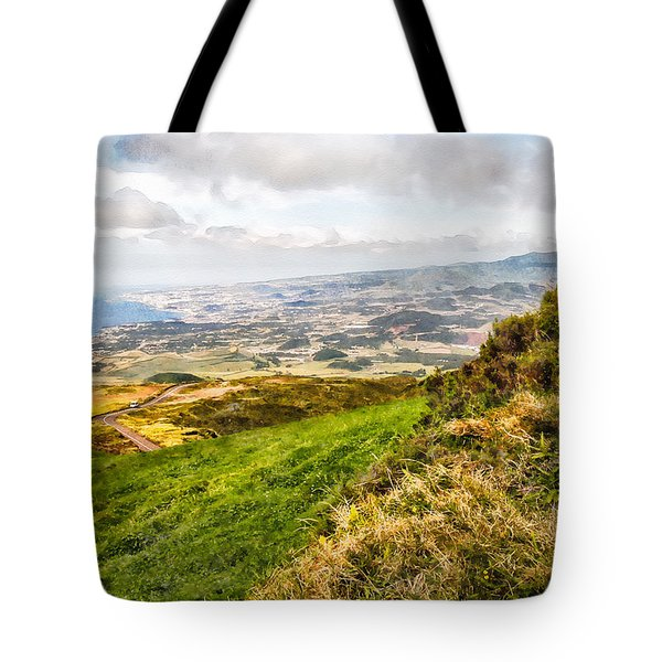 Up To The Top Tote Bag