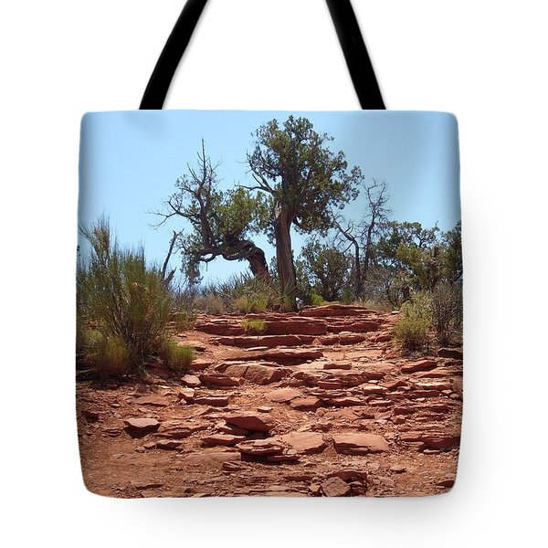 Up To The Vortex Tote Bag