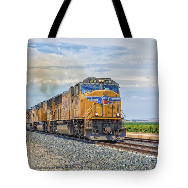 Up4421 Tote Bag