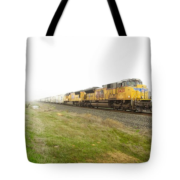 Tote Bag featuring the photograph Up8420 by Jim Thompson