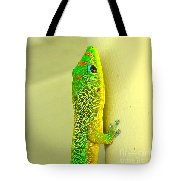 Upclose Tote Bag by Lehua Pekelo-Stearns