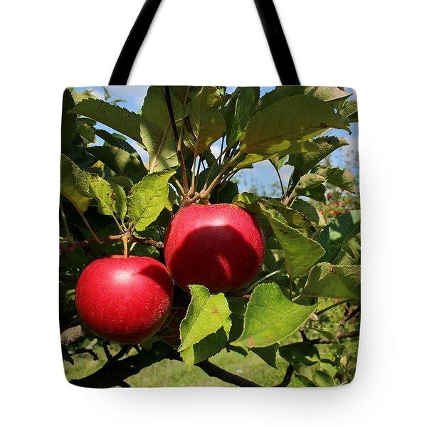 Upick Tote Bag by Scott Kingery