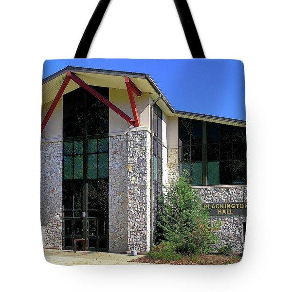 Upj Blackington Hall Tote Bag