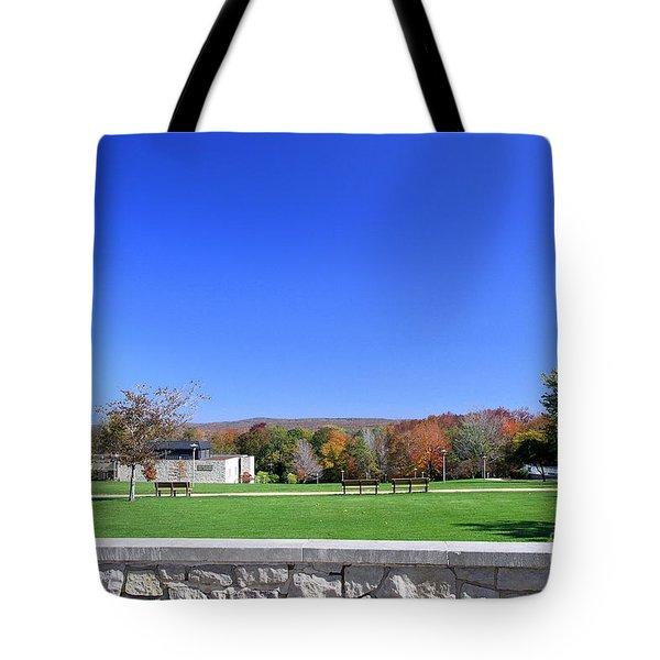 Upj Campus Tote Bag