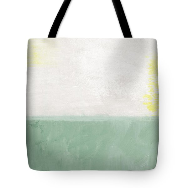 Upon Our Sighs Tote Bag by Linda Woods